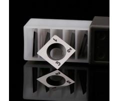 Твердосплавная пластина 14×14×2-30°