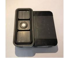 Вакуумный блок 120x55x32 мм обрабатывающих центров с ЧПУ SCM