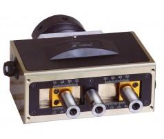 Сверлильная головка на три шпинделя с регулировкой расстояния между шпинделями от 20 до 100 мм