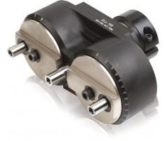 Сверлильная головка на три шпинделя с регулировкой расстояния между шпинделями от 32 до 192 мм