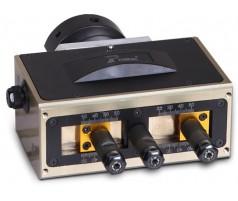 Сверлильная головка для сверления в металле на три шпинделя с регулировкой расстояния между шпинделями от 20 до 100 мм