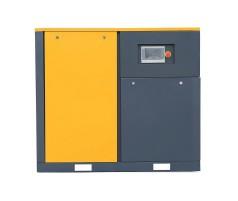 Винтовой компрессор HD-50A инверторный (производительность 5,6 м³/мин, давление 10 Бар) с прямым приводом