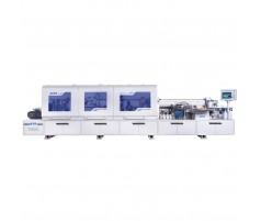 Кромкооблицовочный станок KDT KE-665JSA с узлом раундов, прифуговкой и пневмоперенастройкой узлов