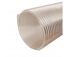 Рукав для аспирации полиуретановый D-200 мм, стенка 0,9 мм 3 метра