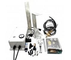 Система подачи жидкости для кромкооблицовочных станков