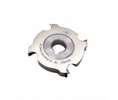 Фреза алмазная (PCD) 70x16x10x4Z R1 для кромкооблицовочных станков KDT 6-й серии
