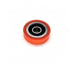 Подшипник полиуретановый 31х8х8 оранжевый для торцовочных узлов Brandt HOMAG