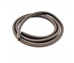 Вакуумный шнур арочного сечения 6х9 мм