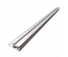 Профиль параллельного упора форматно-раскроечного станка 1220х90х40 мм