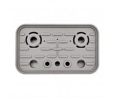 Резиновая накладка вакуумных блоков SCHMALZ VSP-056 125х75 мм