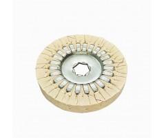 Полировальный круг 120х19х20 мм для кромкооблицовочного станка Brandt