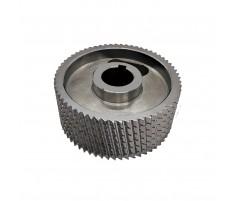 Ролик подающий металлический для четырехстороннего станка 120x30x50 мм