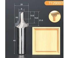 Профильная алмазная концевая фреза D20 h21.6 d12.7(12)