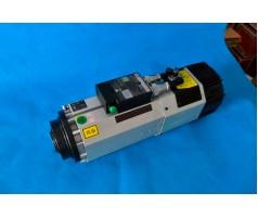 Электрошпиндель 9 кВт 24000 об/мин под смену инструмента (укороченный)