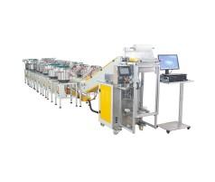 Автоматическая линия для сортировки и упаковки фурнитуры FY-Z420C