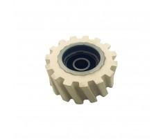 Ролик прижимной кромкооблицовочного станка FILATO, NANXING 65x12х28 мм