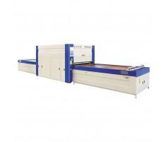 Мембранно-вакуумный пресс ТМ2680PF (автоматическая PIN система)