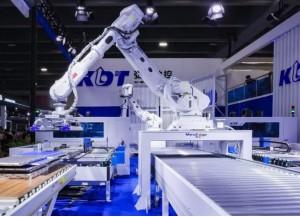 "KDT Machinery на международной выставке ""CIFF 2021"" в Гуанчжоу"