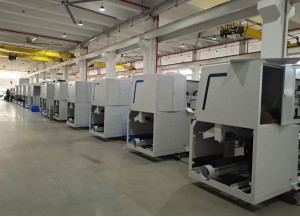 KDT Machinery строит четвертый завод по производству оборудования