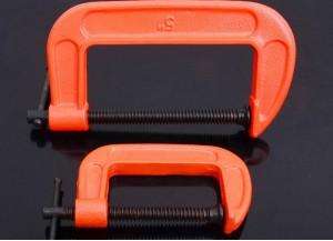 Столярные G-образные струбцины для деревообработки