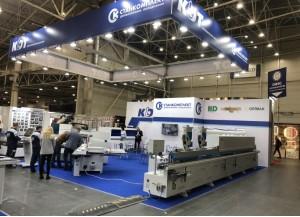"""Станкомплект на международной выставке """"MTKT 2021"""" в Киеве"""