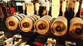 Купить ролики деревообрабатывающих четырехсторонних станков