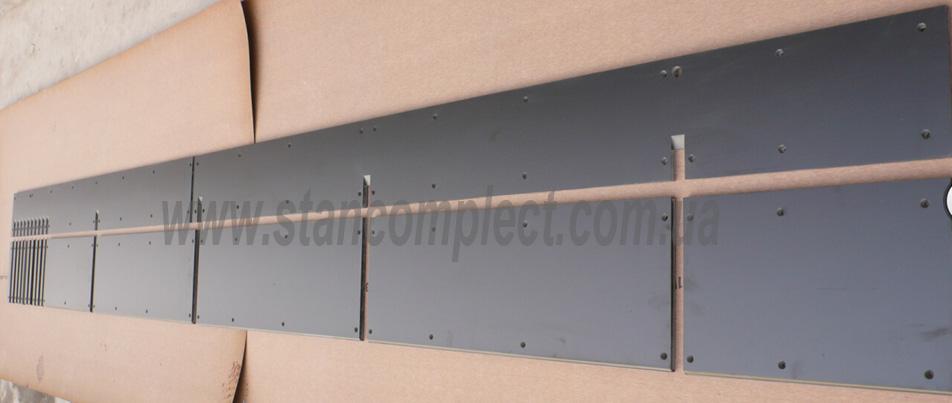 фото текстолитовых пластин от компании Станкомплект