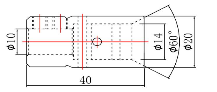 Цанга быстросменная для сверлильно-присадочного станка Maggi