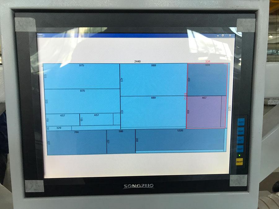 Дублирующий монитор WDX-132PV