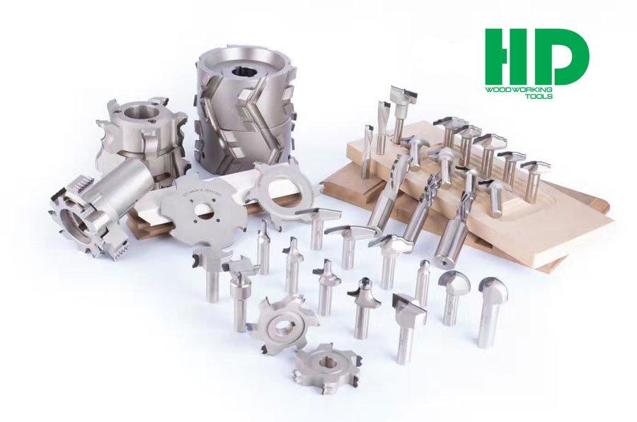 фасонные алмазные фрезы HD Woodworking Tools
