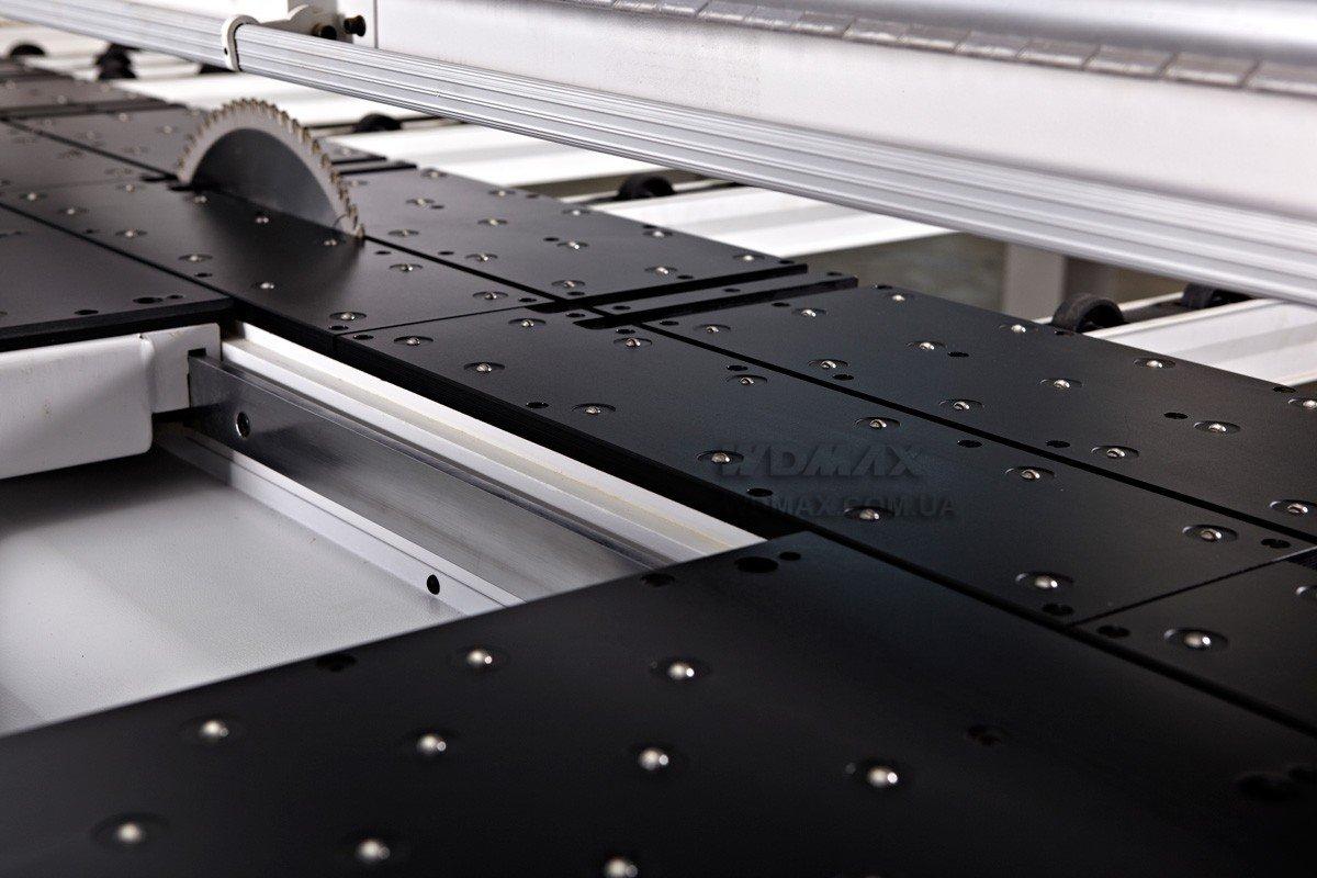 Воздушные клапаны стола форматно-раскроечного центра WDX-838